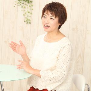 会員対応は私、木村 惠がいたします。あなたの専任カウンセラーです。