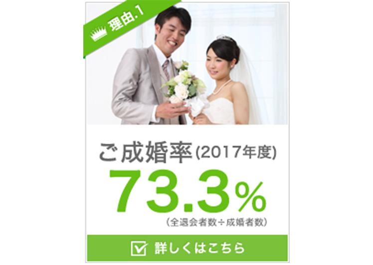 滋賀県守山市の結婚相談所|マリエびわこの写真