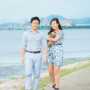 滋賀県で長年培われている成婚実績