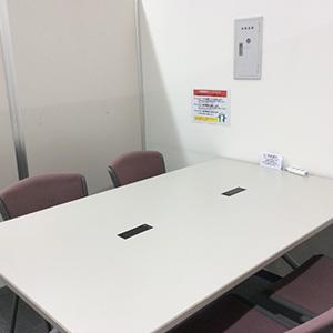 プライバシーを重視した空間でシェアされています。