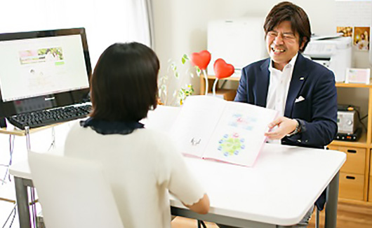 福岡県久留米市の結婚相談所|ジュブレ久留米