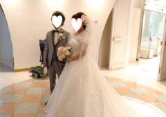 コロナ禍でも【幸せになりました】9/21(祝)リーガロイヤルホテル大阪で挙式♡