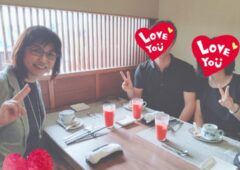 コロナ禍を乗り越え43歳男性成婚!!