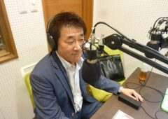 2回目のFMラジオ番組【1時間の生放送】出演のご依頼を受けました。